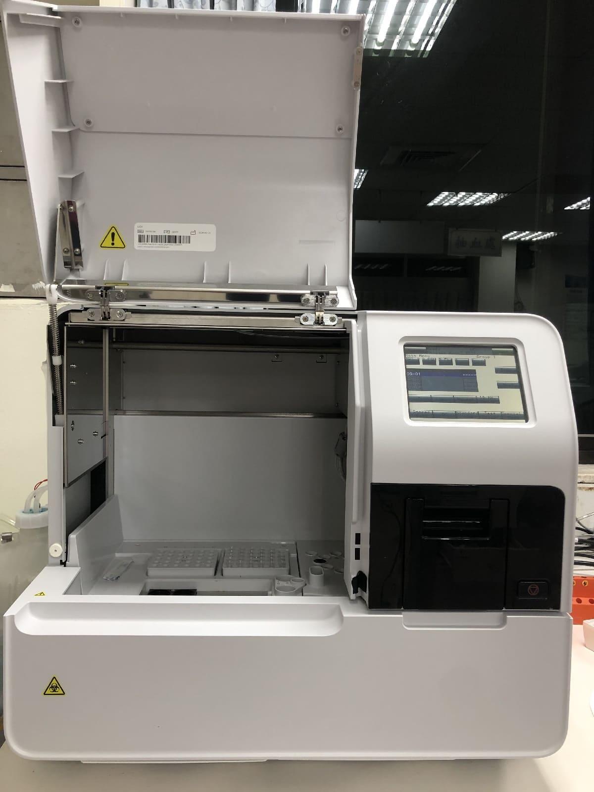看大圖:SYSMEX CA-600全自動血液凝固分析儀(另開新視窗)