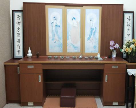 看大圖:佛教宗教室(另開新視窗)